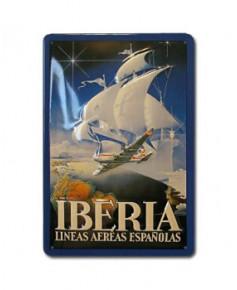 Plaque décorative en relief Iberia DC4 (20 x 30 cm)