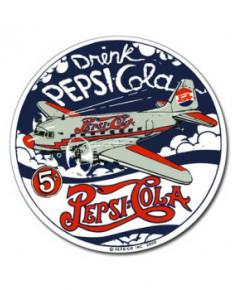 Magnet émaillé Pepsi-Cola DC3