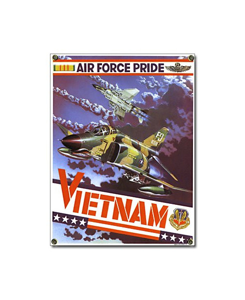 Plaque émaillée Vietnam