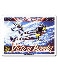 Magnet émaillé Victory Bonds
