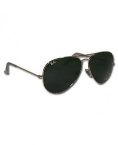 Lunettes Ray-Ban Aviator Large Metal II - Monture dorée