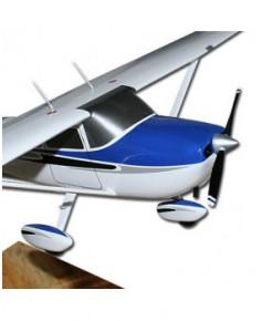 Maquette bois Cessna 172