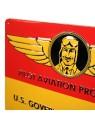 Plaque décorative en relief Flight Instructor on Duty