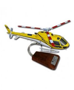 Maquette bois AS350 Ecureuil