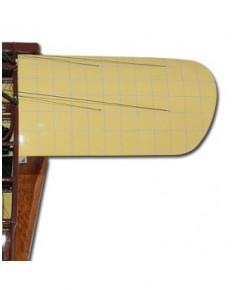Maquette bois Blériot XI