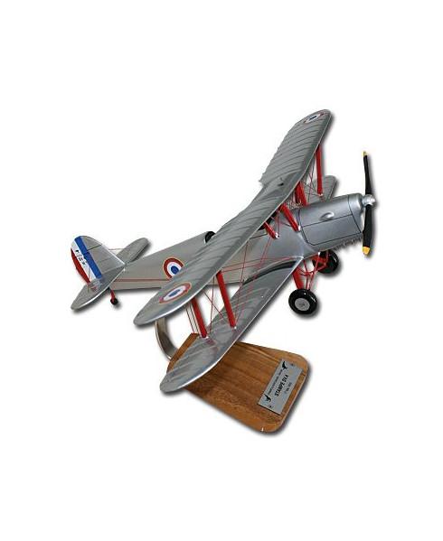 Maquette bois Stampe SV4 Armée de l'air