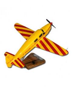 Maquette bois Caudron C635 Simoun