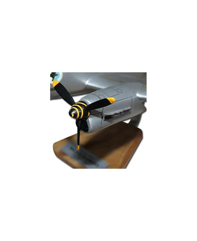 Maquette bois Flamant MD312