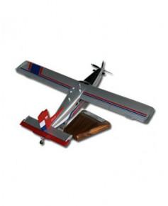 Maquette bois Pilatus PC6 Porter