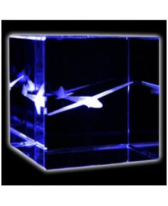 Bloc de verre planeur ASK13 40x40x40 mm