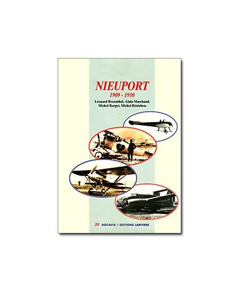 Les avions Nieuport (1909-1950)
