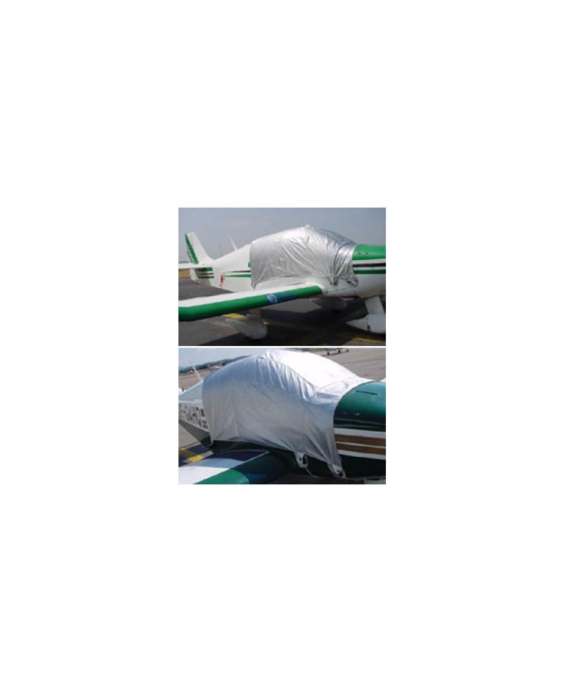 Bâche avion finition Eco-light Top verrière pour DR400 Dauphin