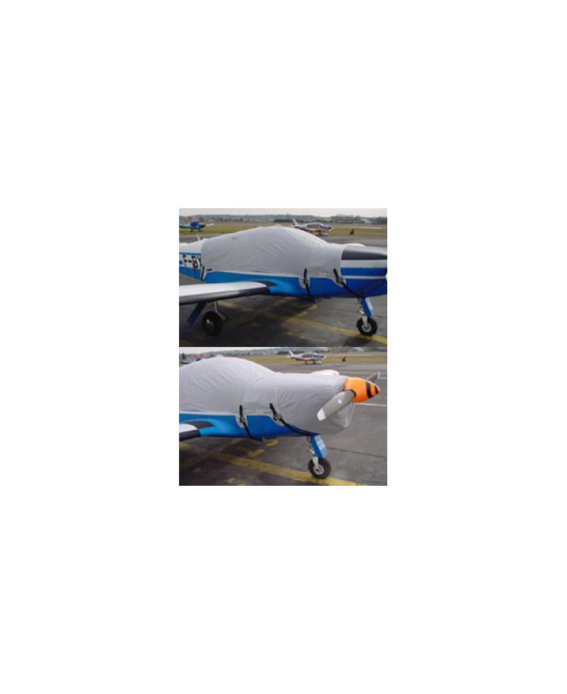 Bâche avion finition Eco-light Plus verrière pour Robin HR100/250