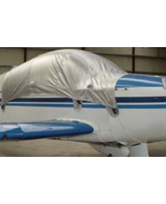 Bâche avion finition Eco-light Plus verrière Robin DR200 à 360