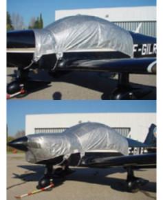 Bâche avion finition Eco-light Top verrière pour Robin 2160