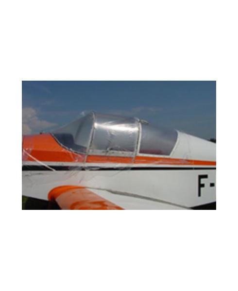 Bâche avion finition Eco-light Top verrière pour Jodel D112