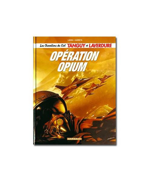 Tanguy et Laverdure - Tome 2 : Opération opium