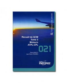 Mermoz - 020 - Recueil Q.C.M. Moteurs tome 3