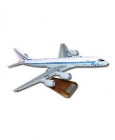 Maquette bois DC8 Estérel