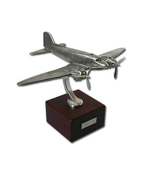 Maquette étain Douglas DC3 Serge LEIBOVITZ - 1/100e