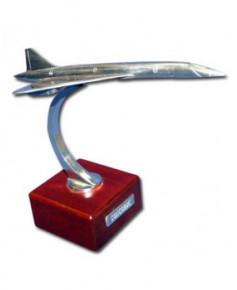 Maquette étain Concorde Serge LEIBOVITZ - 1/300e