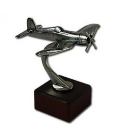Maquette étain F4U Corsair Serge LEIBOVITZ - 1/144e