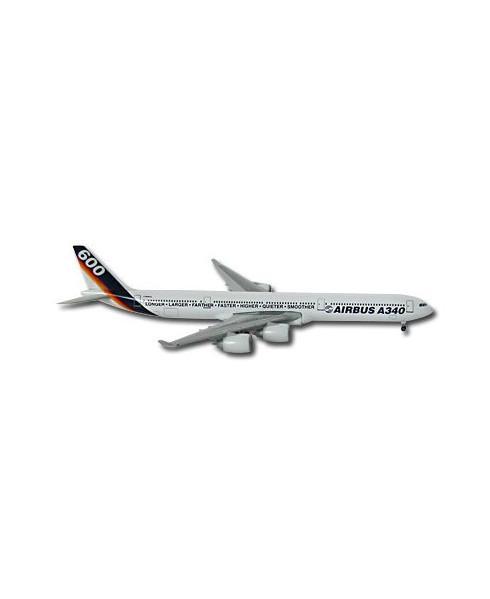 Maquette métal A340-600 couleurs Airbus - 1/500e