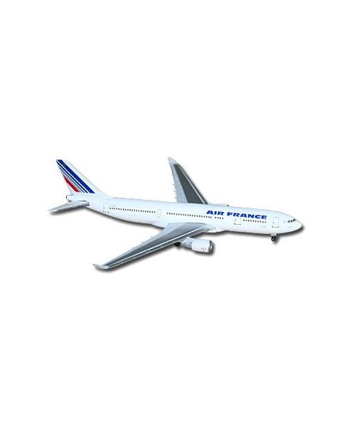 Maquette métal A330-200 Air France ancienne livrée - 1/500e