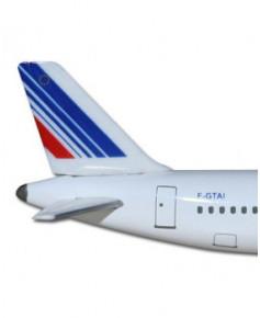 Maquette métal A321 Air France ancienne livrée - 1/500e