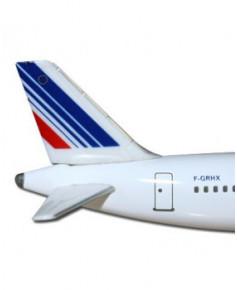 Maquette métal A319 Air France ancienne livrée - 1/500e