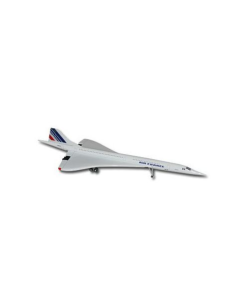 Maquette métal Concorde Air France ancienne livrée - 1/500e