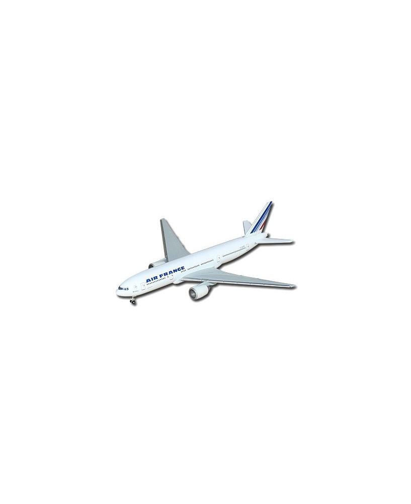 Maquette métal B777-200 ER Air France ancienne livrée - 1/500e