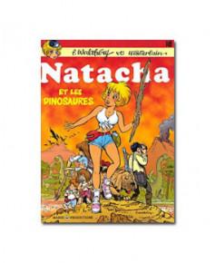 Natacha - Tome 18 - Natacha et les dinosaures