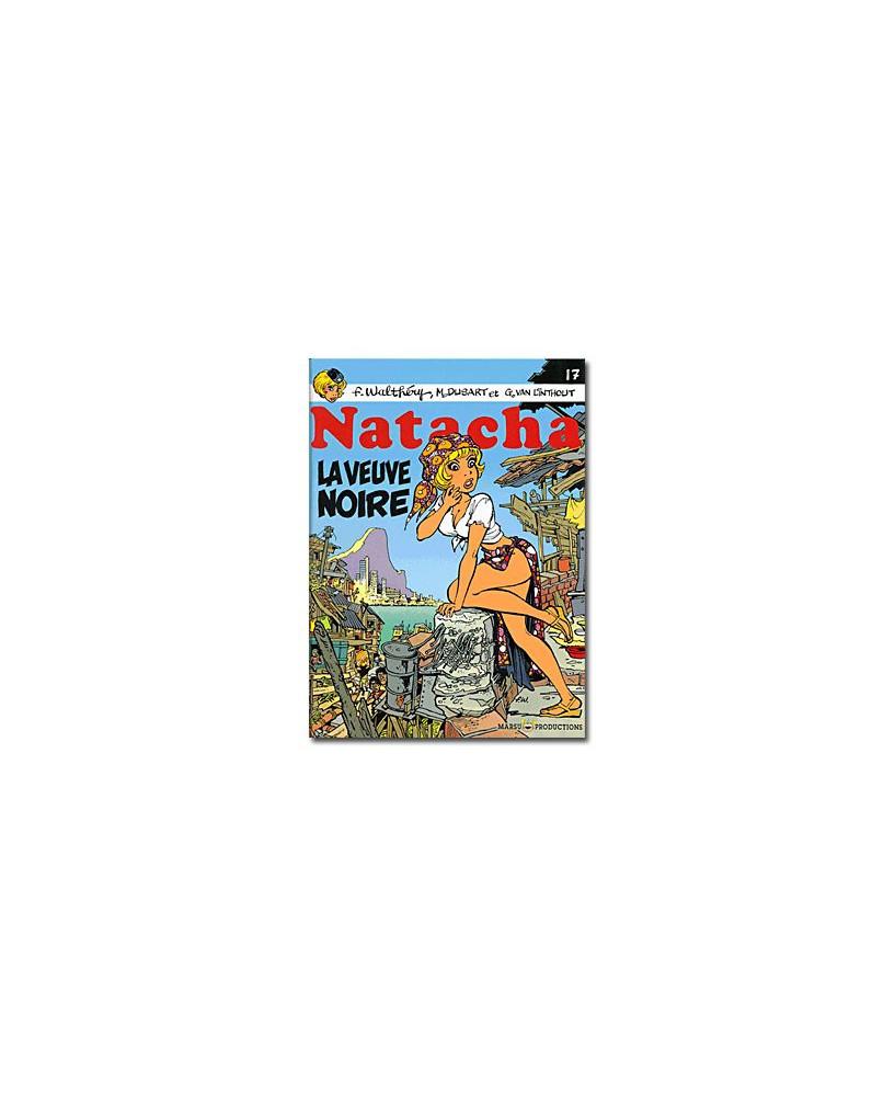 Natacha - Tome 17 - La veuve noire