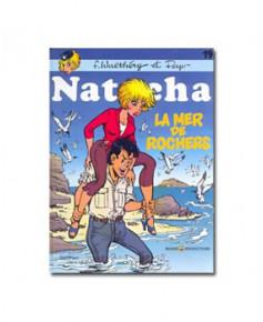 Natacha - Tome 19 - La mer des rochers