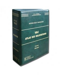 Atlas de cartes V.A.C. des hélistations