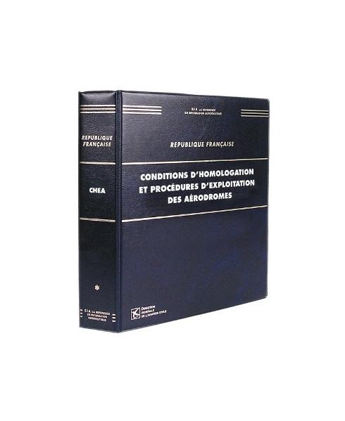 Conditions d'homologation et procédures d'exploitation des aérodromes