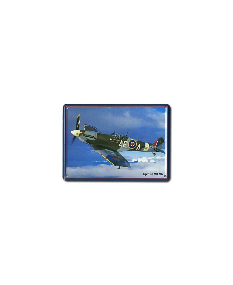 Mini plaque décorative Spitfire Mk Vb