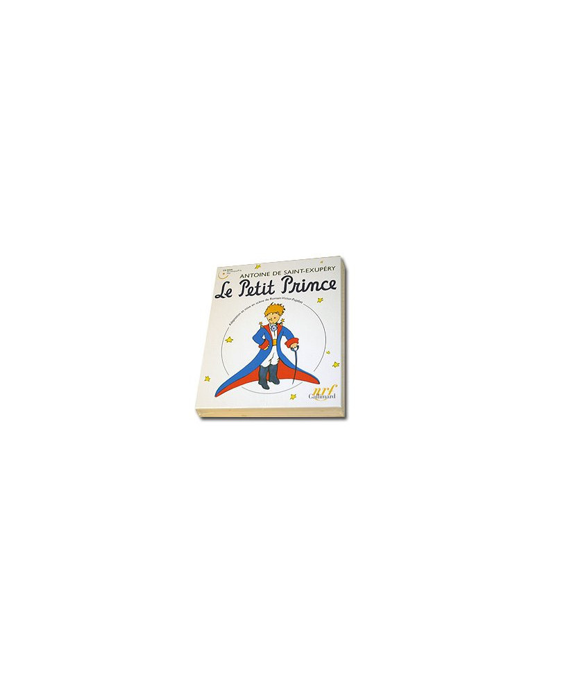 C.D.-ROM Le Petit Prince