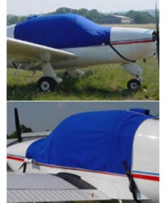 Bâche avion finition Eco-light Top verrière pour Morane Saulnier MS880 Rallye
