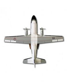 Maquette bois Nord 262 Aéronavale