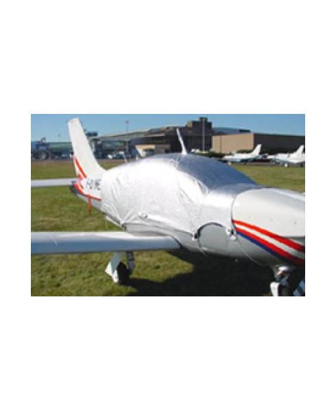 Bâche avion finition Eco-light Top verrière pour TB20/TB21 GT