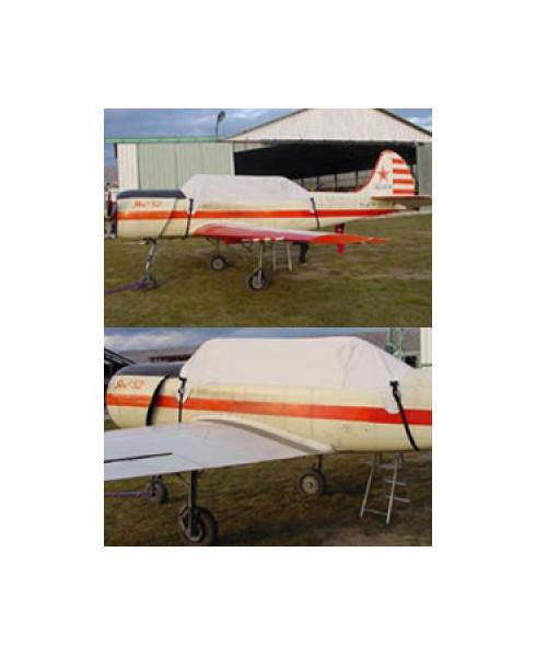 Bâche avion finition Eco-light Top verrière pour Yak 52