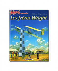 Biggles raconte - Les frères Wright