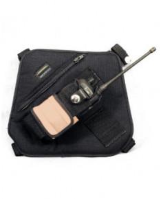 Baudrier noir pour radios portables