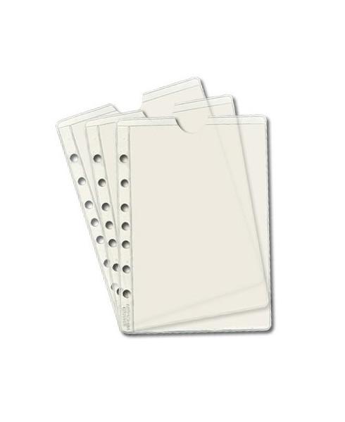 Pochettes plastique Jeppesen (lot de 3)
