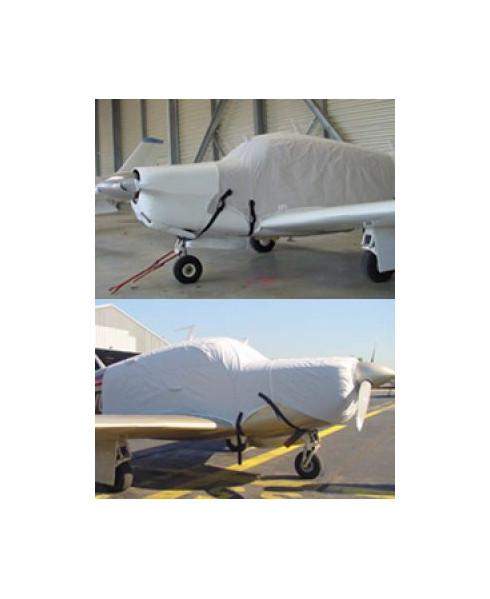 Bâche avion finition Eco-light Top verrière pour Mooney 20 Echo