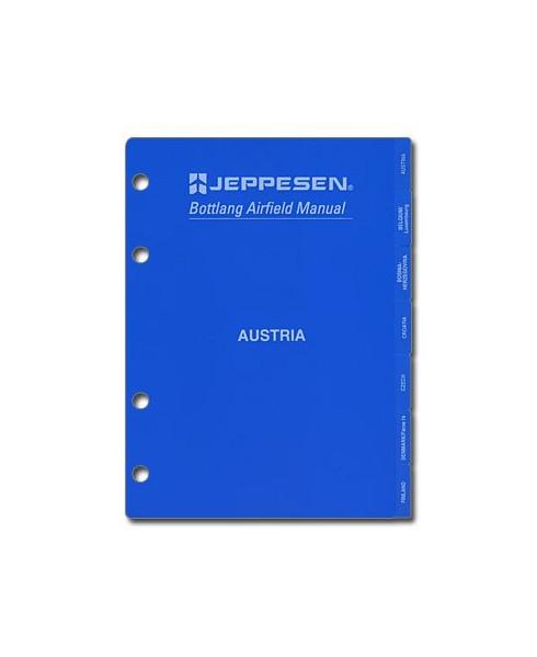 Index pays pour classeur Jeppesen Bottlang