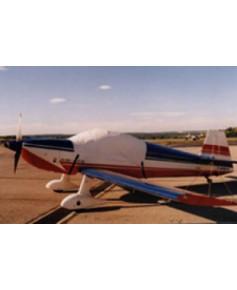 Bâche avion finition Eco-light Plus verrière light pour Dynaero CR100