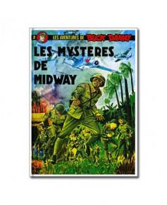 Buck Danny - Tome 2 : Les mystères de Midway